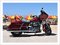 FLTRXS RED (Road Glide Special)